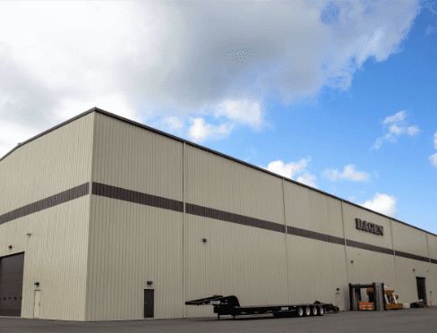 Dagen Storage Warehouse